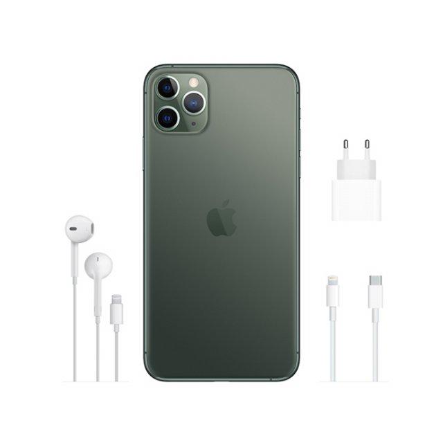 [자급제/공기계] 아이폰11 Pro Max 512GB [미드나이트그린][MWHR2KH/A]