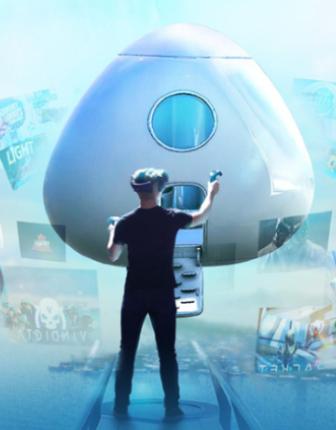 HTC VIVE, VR 랜선 체험