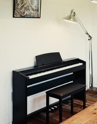 카시오 디지털피아노와 취미있는 일상♬