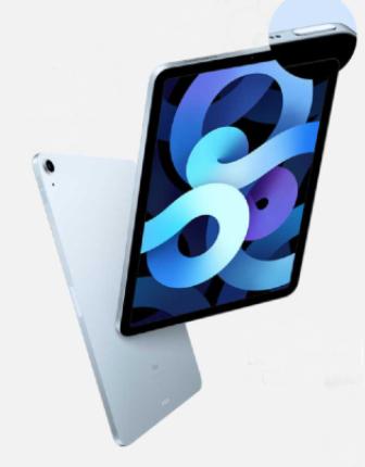 B대면 개강, 애플과 함께 A+ 도전!