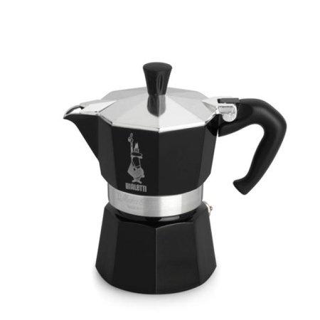 XXX사용안함XXX[이탈리아 국민 커피용품] 모카 에스프레소 커피메이커 3컵 (블랙)