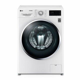 드럼세탁기 F10WR [10KG/트루스팀/6모션/초강력터보샷/통살균/건조맞춤탈수/화이트]