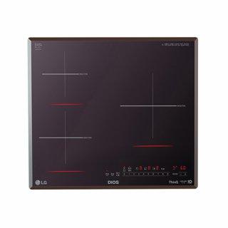 3구 인덕션 BEI3MST [최고화력 3,300W / 미라듀어 글라스 / 17종 안전장치]